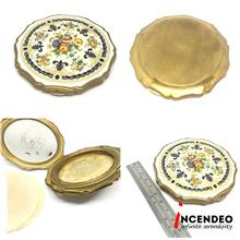**incendeo** - Vintage STRATTON England Convertible Powder Compact