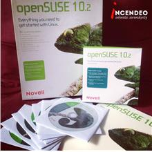 **incendeo** - NOVELL openSUSE 10.2 Linux Operating System