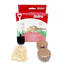 Bioline Cat Grass Seeds Kit to Grow Your Own Cat Grass