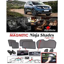 Nissan X-Trail T32 2015-2018 Magnetic Ninja Sun Shade Sunshade