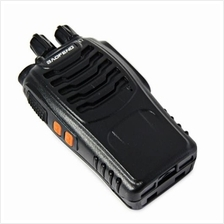BAOFENG BF-888S UHF WALKIE TALKIE 16 CHANNELS WITH FLASH LIGHT (BLACK)