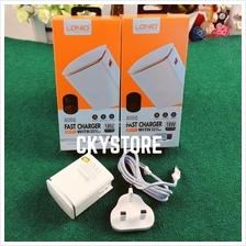 ldnio fast charger qualcomm 3.0 Wall Adapter Charger Microusb Cable