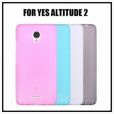 For Yes Altitude 2 M615G TPU Silicone Back Cover Case