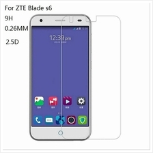 ZTE Blade S6 blade s6 Round Edge 9H Tempered Glass Screen Protector