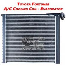 Toyota Fortuner (Year 2013) - Air Cond Cooling Coil / Evaporator