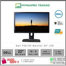 Dell 22'' Professional P2212H 22'' Monitor LED backlight 1920x1080
