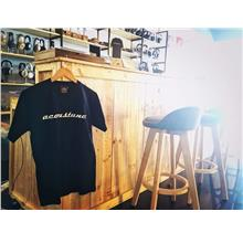 (Ready Stock) Acoustune Basic Logo T-Shirt