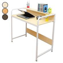 Home Office Desk Wood Table Study Waterproof PC Computer Laptop Desk