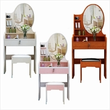 Bedroom Dressing Table Small Apartment Makeup Cabinet Storage Cabinet