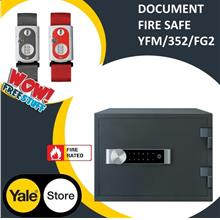 Yale YFM/352/FG2 Home Document Fire Safe