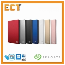 Seagate 2TB Backup Plus Slim Portable Hard Drive - All Colors