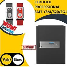 Yale YSM/520/EG1 Professional Certified Digital Safe Box Large