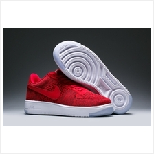 NIKE AIR FORCE FLYKNIT LOW CHINA RED