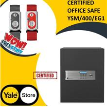 Yale YSM/400/EG1 Certified  Digital Safe Medium
