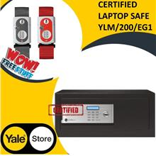 Yale YLM/200/EG1 Certified Digital Laptop Safe