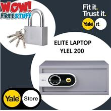 Yale YLEL/200/EG5/EG7 Elite Digital Laptop Safe