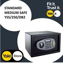Yale YSS/250/DB2 Standard Digital Safe Medium