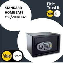 Yale YSS/200/DB2 Standard Digital Home Safe