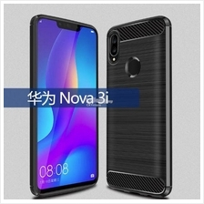 HUAWEI Nova 3i Durable Full Protection FIBER TPU Case