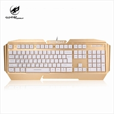 K5 USB WIRED MECHANICAL GAMING KEYBOARD WITH BACKLIGHT
