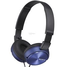 SONY Headphone Wired (MDR-ZX310/L) BLUE -BUY ORIGINAL
