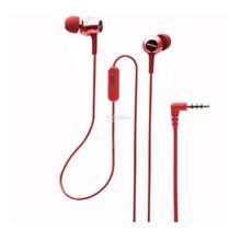 SONY Earset Wired (MDR-EX155AP/R) RED