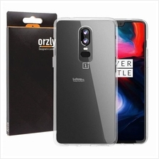OnePlus 6 1+6 Orzly FlexiCase Slim Fit Protective Flexible Gel Case