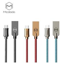 Mcdodo 2.4A Fast Charging USB to Type-C Data Cable 1M