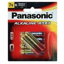 PANASONIC Battery ALKALINE EVOLTA AA 6PCS 1.5V (LR6EG/6B2F) -ORIGINAL