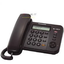 PANASONIC Phone SINGLE LINE PHONE (KX-TS580ML) BLACK