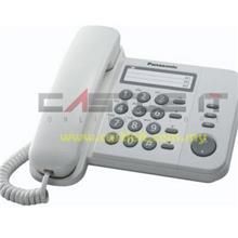 PANASONIC Phone SINGLE LINE PHONE (KX-TS520ML) WHITE