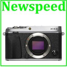 New Fuji Fujifilm X-E3 Body (MSIA) XE3 + 32GB