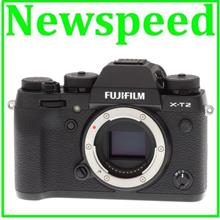 Fuji Fujifilm X-T2 Body XT2 (Import) Digital Camera +32GB 280MB/s