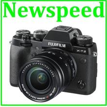 Fuji Fujifilm X-T2 XF 18-55mm Lens XT2 (Import) +32GB 280MB/s