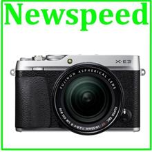 New Fuji Fujifilm X-E3 18-55mm F2.8-4.0 OIS Lens Kit (MSIA) XE3 + 32GB