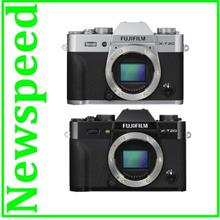 New Fujifilm X-T20 Body XT20 (Fuji MSIA) +32GB+Bag XT20