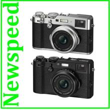 New Fuji Fujifilm X100F Digital Camera (Fuji MSIA) +32GB