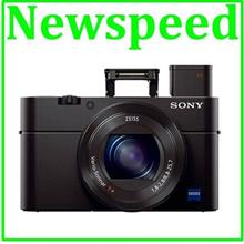 Sony RX100 MK 3 III +16GB+Leather Case+Ext Ori Battery (MSIA)