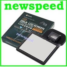 Anti Scratch Glass LCD Screen Protector GGS III for Nikon D600 D610