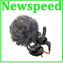 Original New RODE Video Micro Compact On Camera Microphone Mic