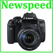 Canon EOS 750D Kit 18-135mm IS STM Digital Camera +16GB+Bag (Import)