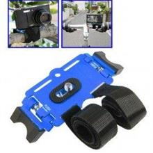 Bike Mount / Handle Mount / Bar Mount with Velcro for Camera
