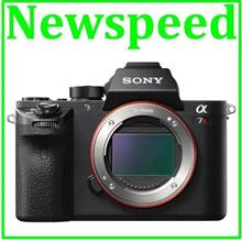 Sony A7R MK2 MK II Body Sony Alpha 7RM2 (MSIA) +64GB with 3pc Battery