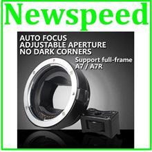 Canon EF Lens to Sony E Mount NEX adapter (AF Full Frame) A7 A7R A7 II