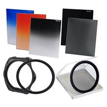 Landscape Square Filter with CPL SET for Cokin P compatible