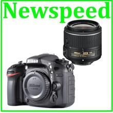 New Nikon D7100 + 18-55mm VR II Lens Digital Camera +16GB+Bag