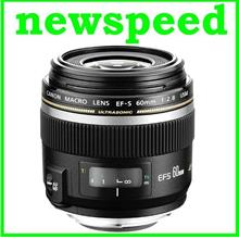 New Canon EFS60mm EF-S 60mm F2.8 Macro USM Lens (Import)