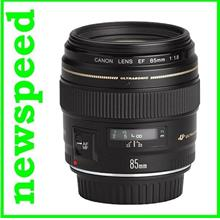 New Canon EF 85mm F1.8 USM Lens (Canon MSIA)