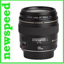 New Canon EF100mm EF 100mm F2.0 USM Lens (Canon MSIA)