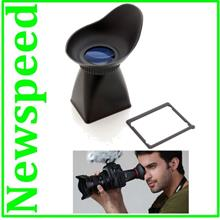 LCD Viewfinder View Finder Extender LCDVF for Canon 5D MK II 7D 500D